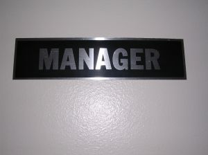 Manager-shrubby